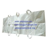 biodegradable non woven cadaver body bag for dead body