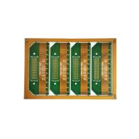 Customized made Multilayer flexible circuit board pcb thumbnail image