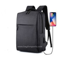 Travel Computer Backpack, Business Laptop Backpack with USB Charging Port,Water Resistant Computer B thumbnail image