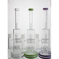 Glass Bongs Beaker Bongs Straight Tube Bongs Glass Water Pipe