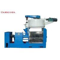 Two-shaft multi-functional oil expeller for vegetable oil screw-type