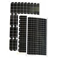 30-40 Watte Poly Crystalline and Mono Crystalline Solar Panel