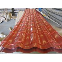 Galvanized Metal Building Glazed Roofing Sheet thumbnail image