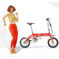 250W Electric Bicycle ebike with lithium battery made in China