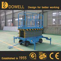 10m scissor lift aerial work platform