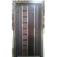 New Stainless Steel Exterior Doors Korean Style Security Door