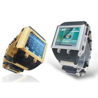 1.66 inch touch color screen watch mobile phone
