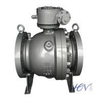 Fire Safe Carbon Steel Trunnion Mounted Ball Valve thumbnail image