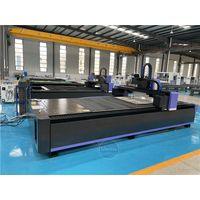 Raycus IPG 1000W 2000w Fiber Laser Cutting Machine Stainless Steel Aluminum Fiber Laser Cutter thumbnail image