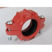 cast iron coupling, Ductile iron coupling thumbnail image