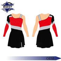 Sublimation printing sexy girl Cheerleading Uniforms Cheer Dance dress