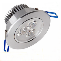 3W 5W 7W 9W 12W 15W 18W 22W AC85-265V led downlight