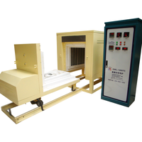 1200-1800 Centigrade High Temperature Trolley Electric Furnace