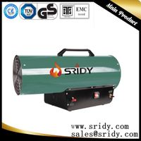 sridy gas heater 30kw natural gas warm heating equipment