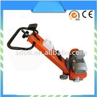 OKX-250E Electric concrete floor scarifying and milling machine