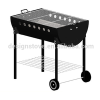Heavy duty sell like hot cakes bbq grill with outdoor party