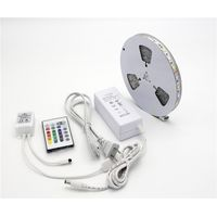 5M RGB strip kit IP54 plug & play driver and controllor