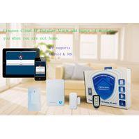 Far better than GSM/PSTN Alarm System--Cloud IP Home Alarm