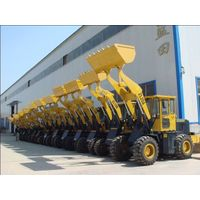 farm machinery construction machinery front end loader 800kg to 5000kg