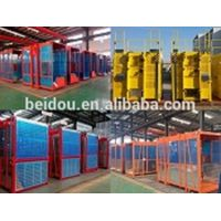 CE Approved Construction passenger and material hoist building hoist supplier