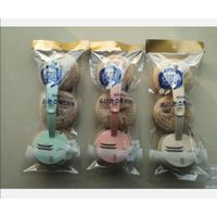 Straw environmental protection kitchen cleaning ball cleaning brush thumbnail image