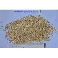 Dried Horseradish/dehydrated Horseradish granules 16-26mesh