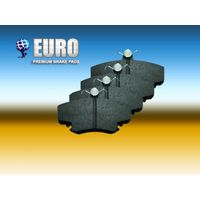 Euro Brake Pad Set / Renault Logan, Clio
