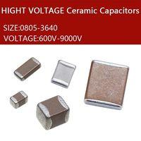 High voltage 0.33uf B333K X7R 2225 2000V ceramic capacitor thumbnail image