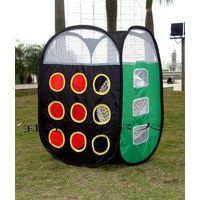 square golf cage thumbnail image