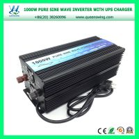 5000W Pure Sine Wave Power Inverter with UPS Charger (QW-P5000UPS)