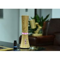 Elegant design aroma nebulier diffuser with LED light