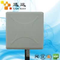 Low cost 8dbi uhf rfid antenna for highway ECT control system(Sanray:F4108)