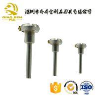 Joeben Natural Diamond Spiral Milling Cutter QB-ND04