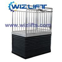 HYDRAULIC LIFT PLATFORM Scissor Lift with Safety Skirt