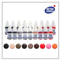 cosmetic tattoo pigment, natural pigment Goodline