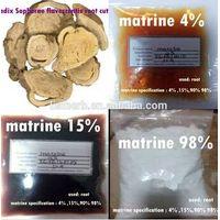 Biopesticide raw material matrine 98% /matrine insecticide raw material