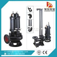 non clogging submersible sewage pump / dirty water pump thumbnail image