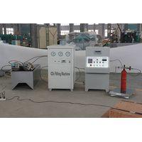 Fire extinguihser co2 filling machine manufactures