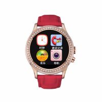 Elegant Heartrate Digital Women Watches