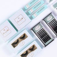 Eyelash manufacturer teaches you to choose false eyelashes to create a fascinating self thumbnail image
