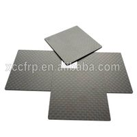 Best quality 3K matte finish carbon fiber board 2mm 3mm 4mm 5mm thickness thumbnail image