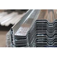 floor deck Compression plate Galvanized steel sheet
