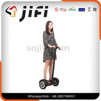 New Smart Two-wheel Self-balance Electric Kick scooters, jifi-D-A12-1 thumbnail image