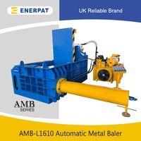 UK Baling System | steel wire metal baler | Scrap Metal Baler
