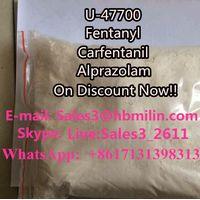 Buy U-47700 Carfentanil Fentanyl Alprazolam Canada USA