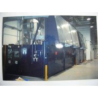 The fuel/gas heating drying oven