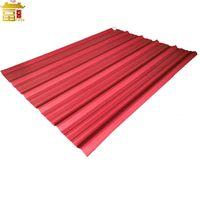 Anti-Corrosion APVC/UPVC/PVC Corrugated Plastic Roof Sheets For Industrial Building thumbnail image