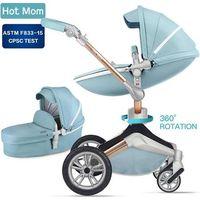 Baby Stroller 360 Rotation Function,Hot Mom Travel System Pram