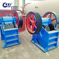 Jaw Crusher PE250x400