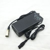 24V 2.8A NiMh NiCd battery charger with fuel gauge for 20S 24V NiMh NiCd battery packs thumbnail image